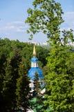 Monasterio de Vydubitsky Fotografía de archivo
