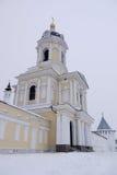 Monasterio de Vyisotsky, Serpukhov Foto de archivo libre de regalías