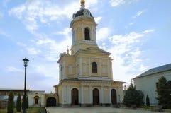 Monasterio de Vysotsky, Serpukhov, Rusia foto de archivo libre de regalías