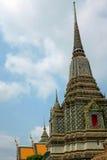 Monasterio de Wat Pho - Tailandia foto de archivo