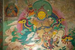 Monasterio de Yiga Choeling, Darjeeling, la India Imagen de archivo libre de regalías