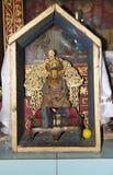 Monasterio de Yiga Choeling, Darjeeling, la India Imágenes de archivo libres de regalías