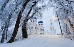 Monasterio de Yuriev Fotos de archivo