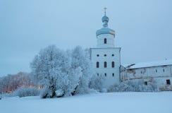 Monasterio de Yuriev Imagen de archivo