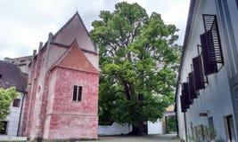 Monasterio de Zlata Koruna Foto de archivo libre de regalías