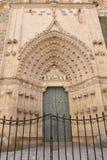 Monasterio del af de la puerta de entrada de Nuestra Foto de archivo libre de regalías
