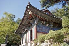 Monasterio del Buddhism Imagen de archivo