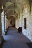 Monasterio Del Carmen Royalty Free Stock Photo