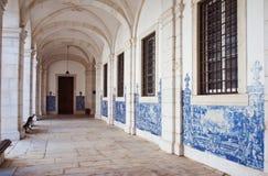 Monasterio del exterior de Vicente de Fora del sao Fotos de archivo libres de regalías