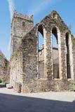 Monasterio del franciscano de Waterford Fotos de archivo