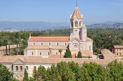 Monasterio del Lérins Abbey France Fotografía de archivo