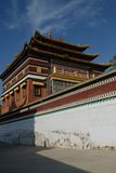 Monasterio del mango Imagen de archivo