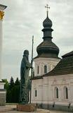 Monasterio del ` s de San Miguel en Kiev Foto de archivo