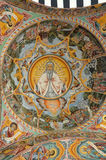 Monasterio del santo Ivan de Rila Fotos de archivo libres de regalías