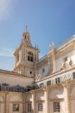 Monasterio del santo Vicente de Fora en Lisboa, Portugal Fotografía de archivo libre de regalías