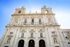 Monasterio del sao Vicente de Fora Fotos de archivo libres de regalías