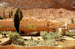 Monasterio del St. Catherine Imagenes de archivo