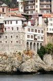 Monasterio del St Gregoru en el monte Athos Imagen de archivo libre de regalías