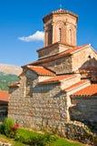 Monasterio del St. Naum Fotografía de archivo