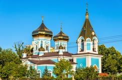 Monasterio del St Teodor Tiron en Chisinau Fotografía de archivo