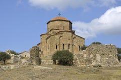 Monasterio Djvari, Georgia Imagenes de archivo