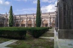 Monasterio dominicano de Batalha, Portugal Fotografía de archivo