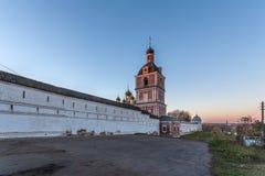 Monasterio Dormition de Goritsky Foto de archivo