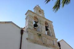Monasterio en Grecia imagenes de archivo
