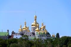 Monasterio en Kiev Imagen de archivo