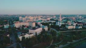 Monasterio en la orilla del r?o Tambov Russia_02 metrajes