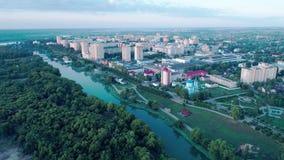 Monasterio en la orilla del r?o Tambov Russia_06 metrajes