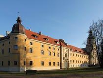 Monasterio en Polonia Imagen de archivo libre de regalías