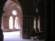 Monasterio en Zaragoza Imagenes de archivo
