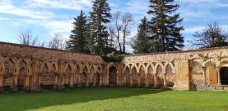 Monasterio Engelse soria royalty-vrije stock foto