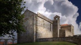 Monasterio europeo medieval Foto de archivo