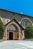Monasterio famoso de Kykkos, Chipre Imágenes de archivo libres de regalías