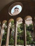 Monasterio franciscano Imagenes de archivo