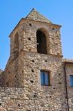 Monasterio franciscano Rocca Imperiale Calabria Italia Fotografía de archivo