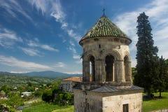Monasterio Georgia de Gelati imagenes de archivo
