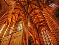 Monasterio histórico de Batalha en Portugal Fotos de archivo libres de regalías