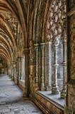 Monasterio histórico de Batalha en Portugal Fotografía de archivo libre de regalías