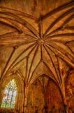 Monasterio histórico de Batalha en Portugal Imagen de archivo