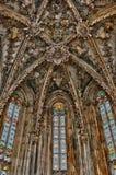Monasterio histórico de Batalha en Portugal Imagen de archivo libre de regalías