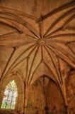 Monasterio histórico de Batalha en Portugal Imágenes de archivo libres de regalías