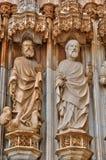 Monasterio histórico de Batalha en Portugal Foto de archivo libre de regalías