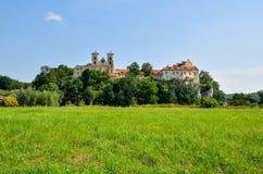 Monasterio histórico hermoso Imagenes de archivo