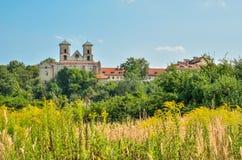Monasterio histórico hermoso Fotografía de archivo libre de regalías