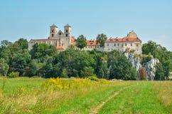 Monasterio histórico hermoso Foto de archivo libre de regalías