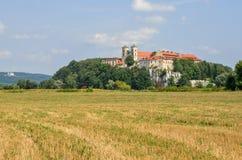 Monasterio histórico hermoso Imagen de archivo