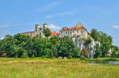 Monasterio histórico hermoso Imágenes de archivo libres de regalías